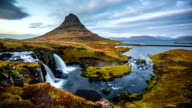 TIME LAPSE : Iceland Landscape Kirkjufell video