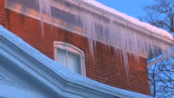 Icicles on Eve of Home video