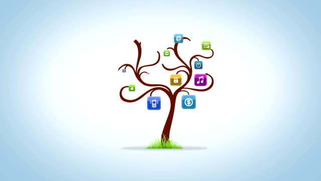 Icon Tree video