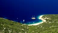 HD: Idyllic Beach Lubenice video