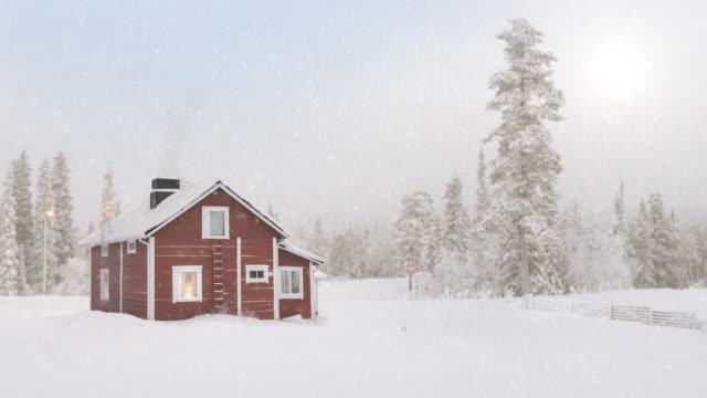 Idyllic Finland Cottage video