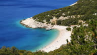 HD: Idyllic Mediterranean Beach video