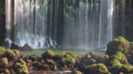 Iguazu - Green Waterfall video