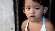 HD impoverished child video