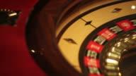 In a casino video