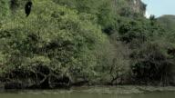 In Hanoi, Vietnam scenic landscape video