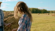 In Love with a Farmer video