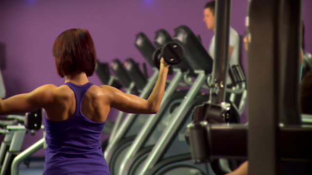 HD DOLLY: In The Gym video