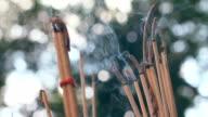 Incense Sticks video