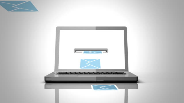 Incoming,Sending E-mails from notebook video