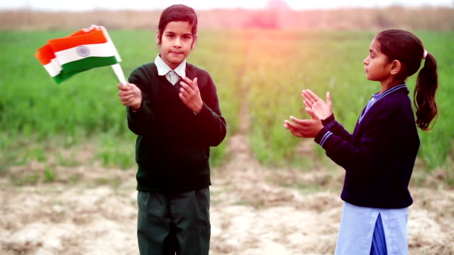 Independence day celebration video