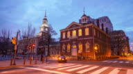 Independence Hall in Philadelphia, Pennsylvania. video