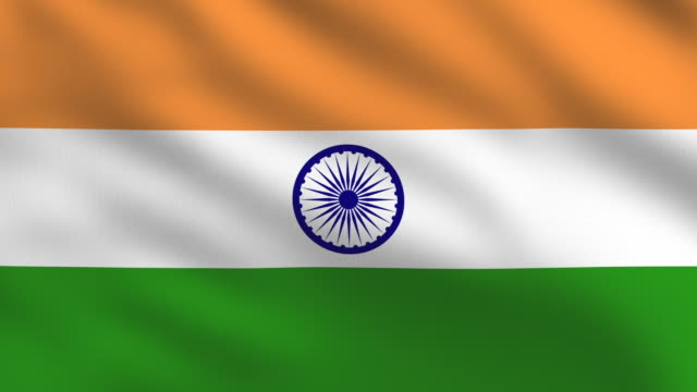 Indian flag video
