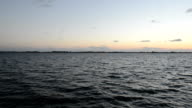 Indian River in Melbourne Florida video