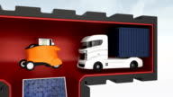 Industrial appliances in word IoT video