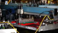 Industrial Automated Silk Screening Machine video