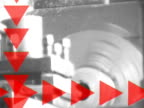 industrial background loop video