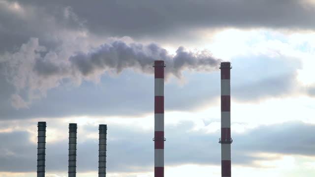 industrial chimneys video