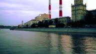 Industrial city video