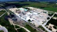 Industrial Open Mining Limestone Planet video