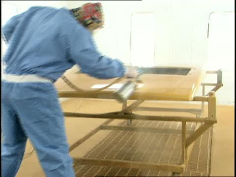 Industrial Painting Three video
