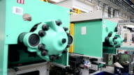 Industrial power machinery and equipment video