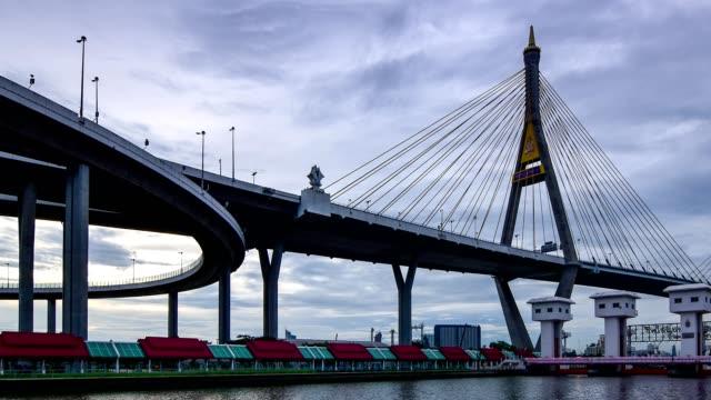 Industrial Ring Road Bhumibol Bridge video