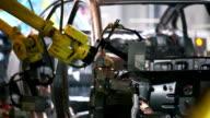 Industrial Robotics detection vehicle video