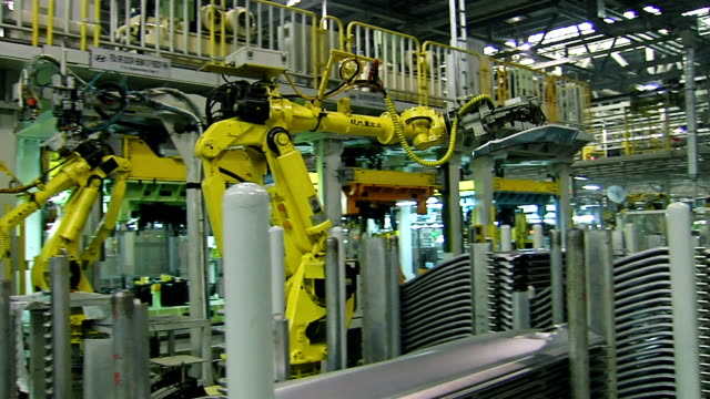 Industrial Robotics video