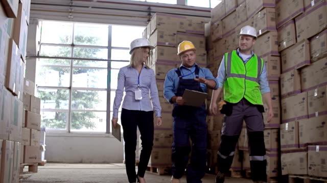 Industrial Security video