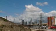 Industrial LA Time-lapse video