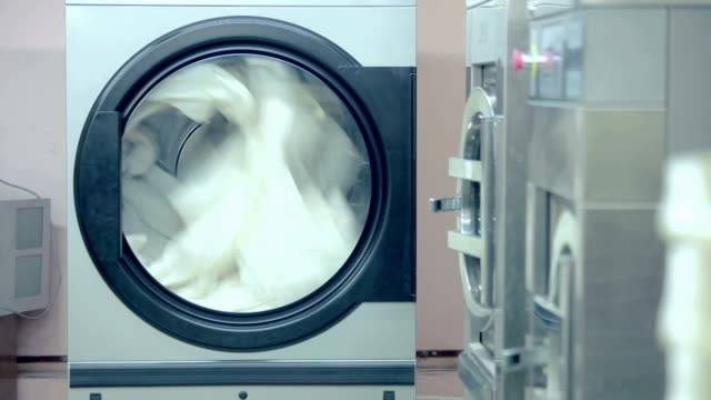 Industrial washer video