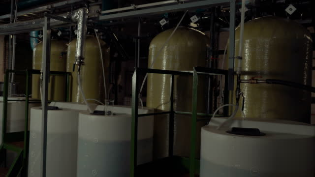 Industrial water filtration and ionizer system video
