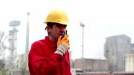 Industrial Worker video