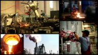 Industry Collage video