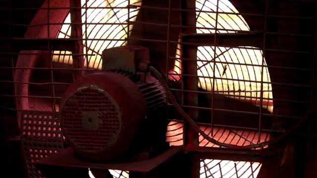 industry ventilation loop video