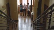 Informal meeting. video