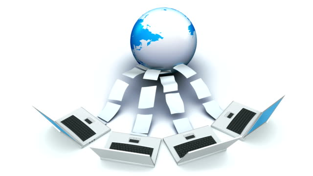 Information Copying-Sharing-Uploading video
