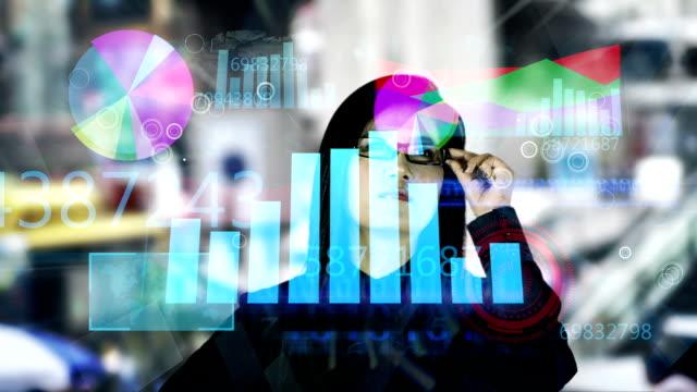 Information Technology Woman HD Video video