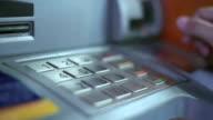 Insert a debit card video