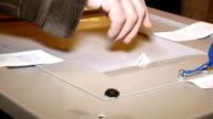 insert the elected ballot video