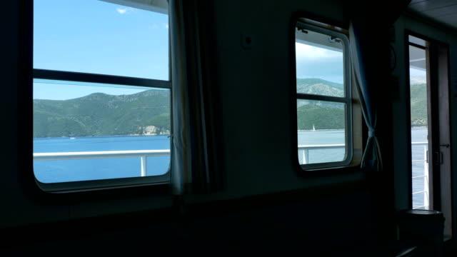 Inside a Passenger Large Ship video