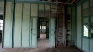 inside an abandoned house video