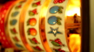 Inside of a Slot Machine video