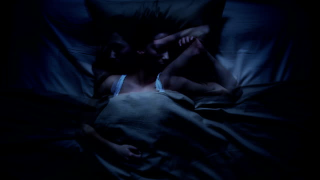 Insomnia sleep problems video