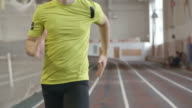 Inspiring Amputee Athlete Running video