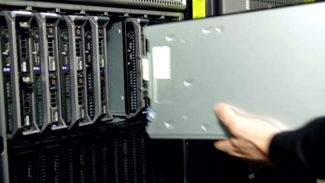 Install Blade Server video