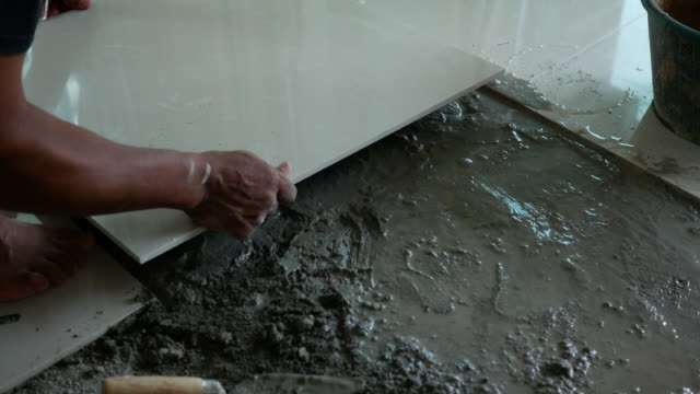 Install the new tile video