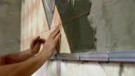 Installing Tiles video