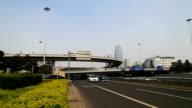 Interchange Bridge traffic video